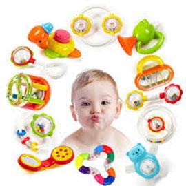 اسباب بازی, نوزاد و کودک
